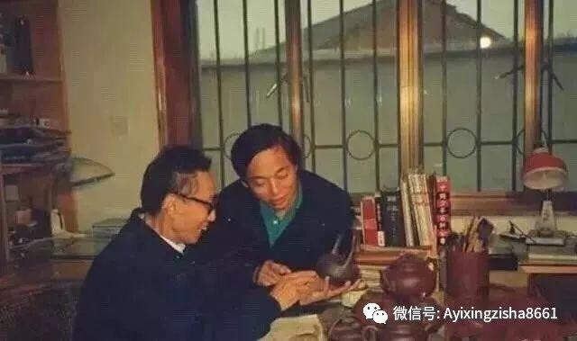 顾景舟与韩美林的最初记忆——《此乐提梁壶》