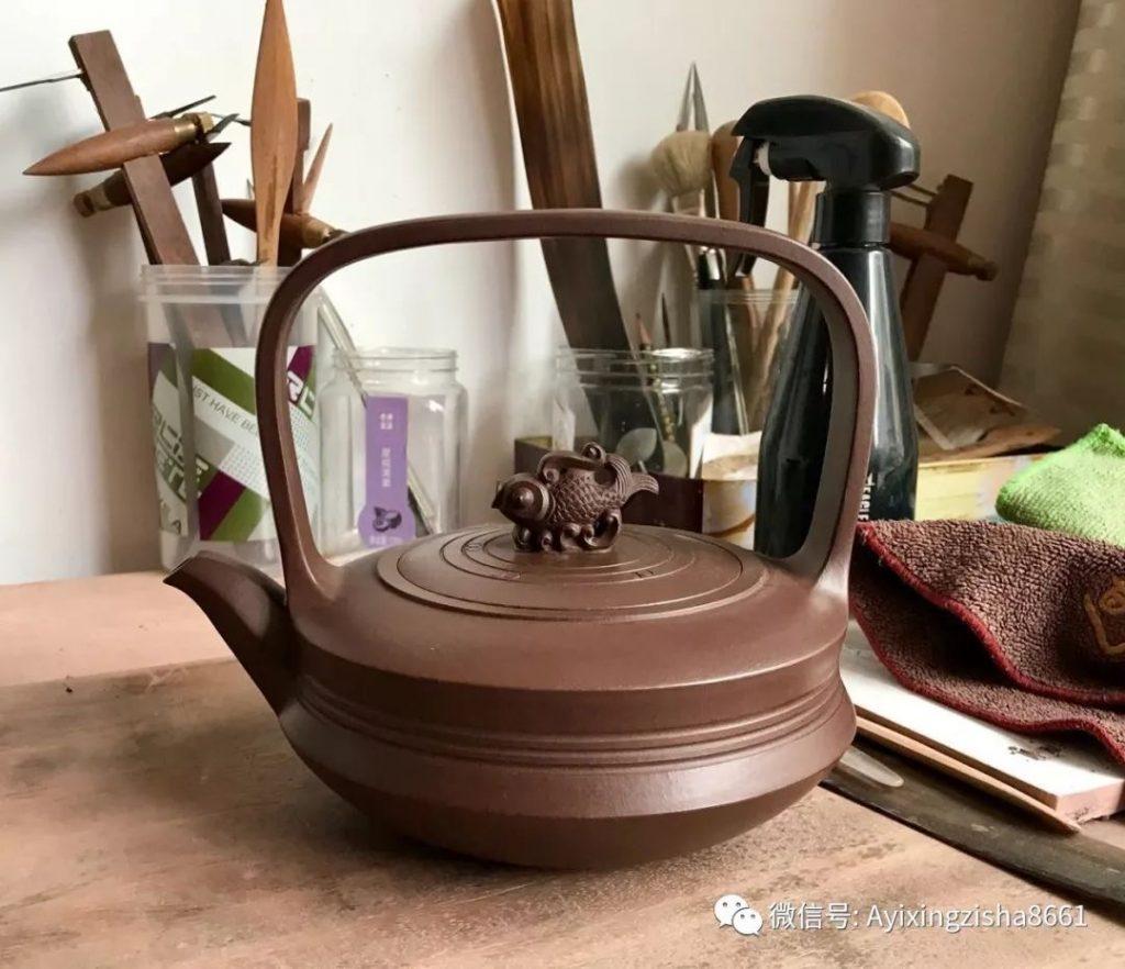 从科学的角度看紫砂壶(2)——紫砂壶的造型