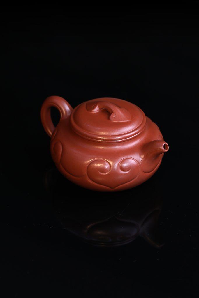 紫砂臻品 ‖ 周春亚 —— 《仿古如意》