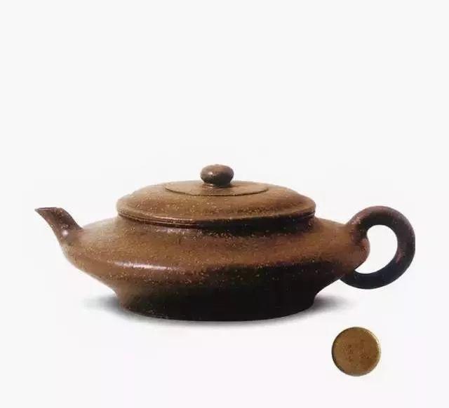 中国紫砂茗壶珍赏第11期——书扁壶
