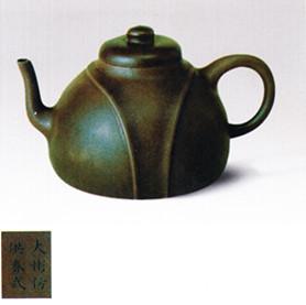 中国紫砂茗壶珍赏第18期——仿供春龙带壶