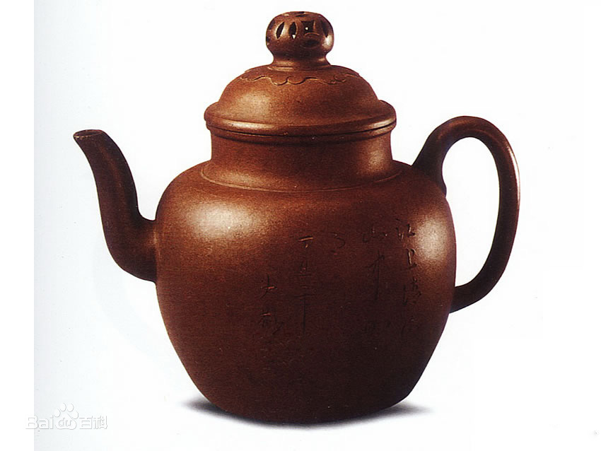 中国紫砂茗壶珍赏第21期——高执壶