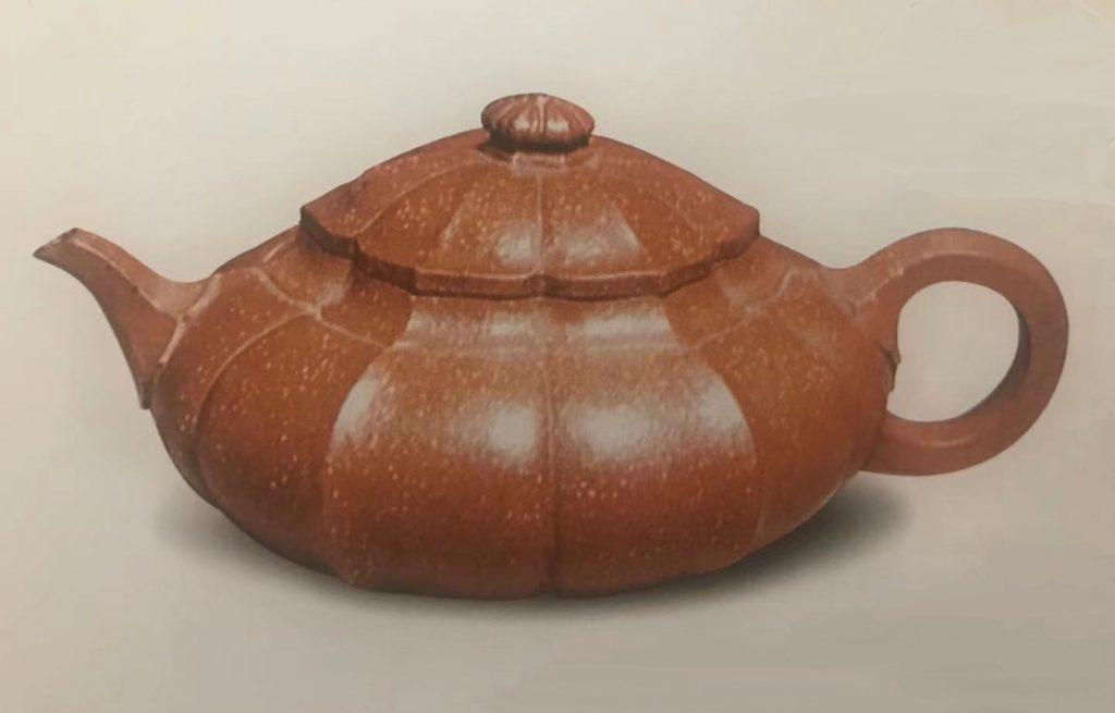 中国紫砂茗壶珍赏第25期——葵花壶