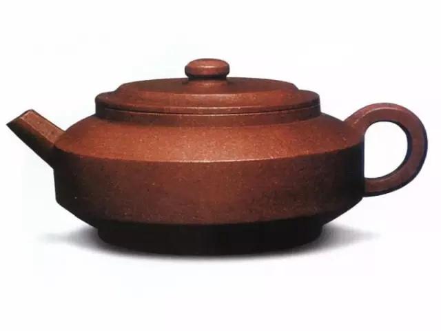 中国紫砂茗壶珍赏第26期——圆扁壶
