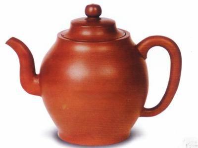 中国紫砂茗壶珍赏第31期——平肩橄榄壶