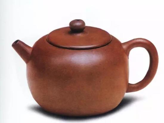 中国紫砂茗壶珍赏第33期——圆珠壶