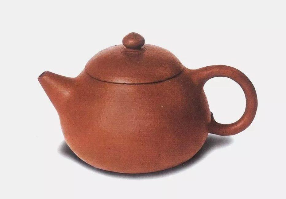 中国紫砂茗壶珍赏第36期——梨式壶