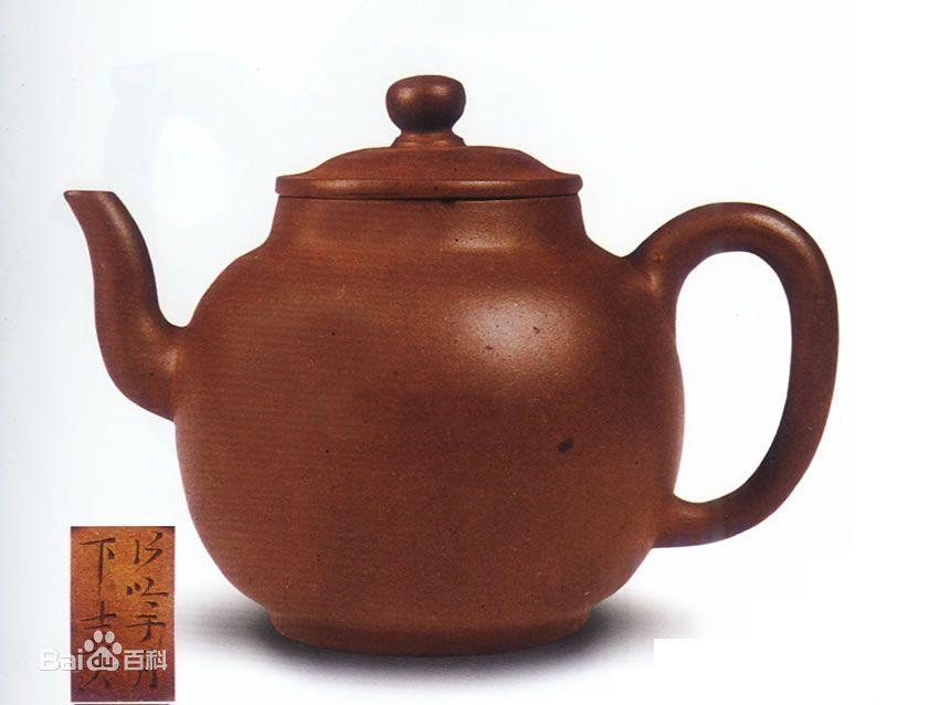 中国紫砂茗壶珍赏第37期——高身仲芳式壶