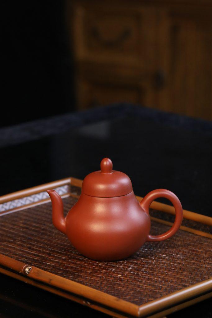 紫砂新秀 ‖ 周云骢——《思亭壶》