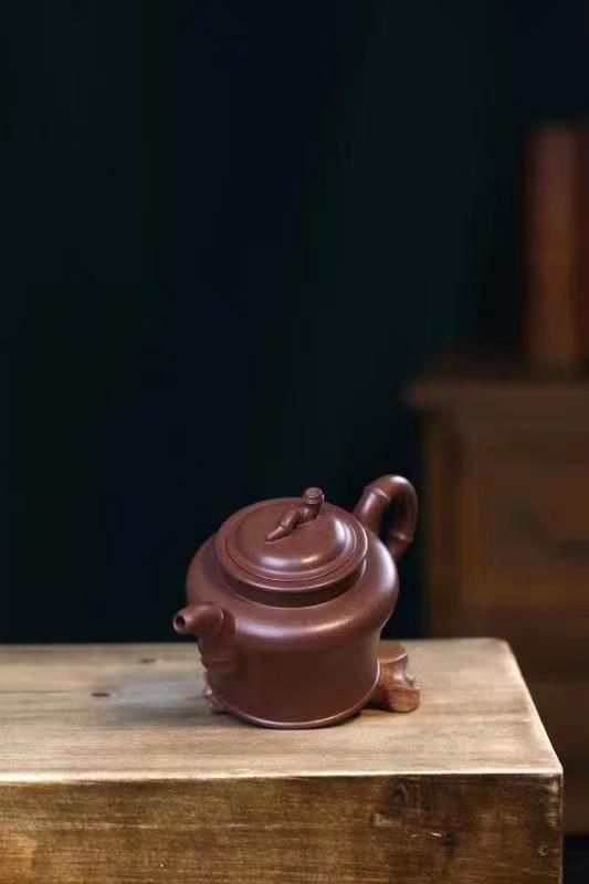 紫砂臻品 ‖ 朱亚云 —— 《高竹节思泉》