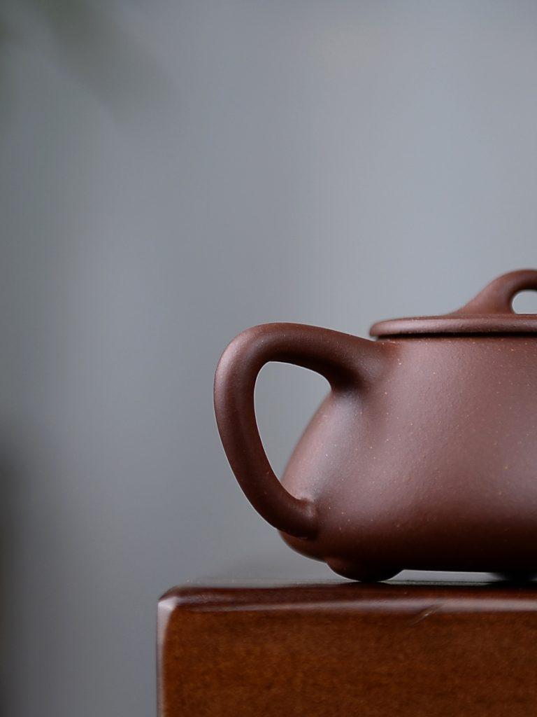 紫砂臻品 ‖ 朱亚云 —— 《平盖石瓢》