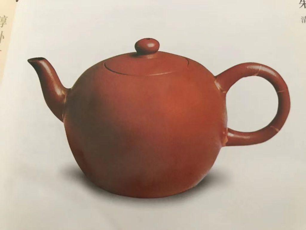中国紫砂茗壶珍赏第47期——朱泥小壶