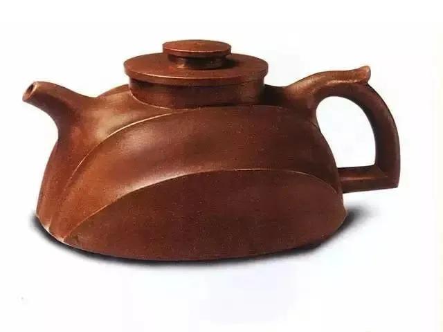 中国紫砂茗壶珍赏第54期——弯楞形壶