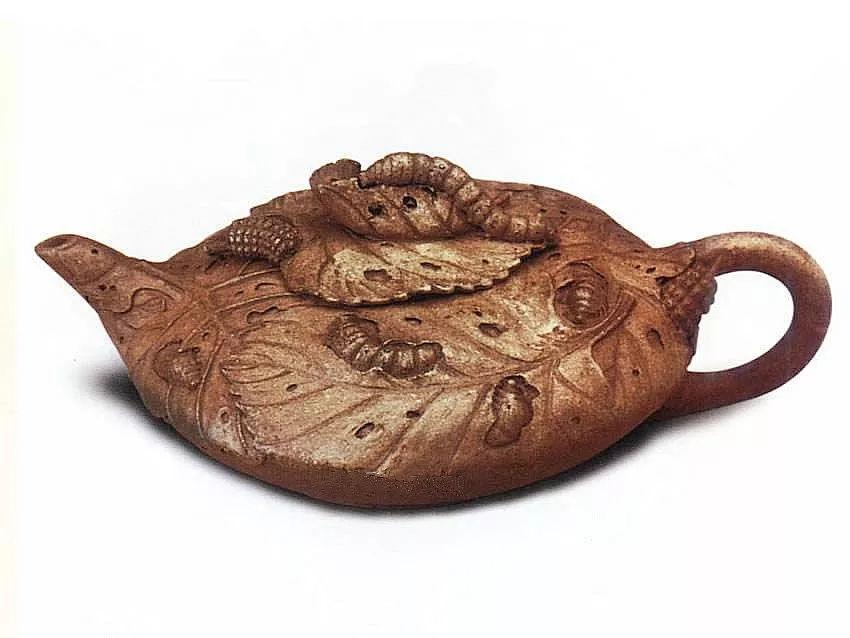 中国紫砂茗壶珍赏第60期——蚕桑壶