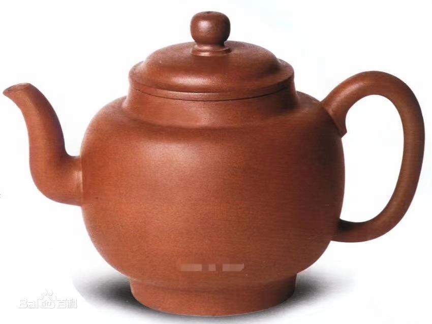 中国紫砂茗壶珍赏第94期——吉祥壶